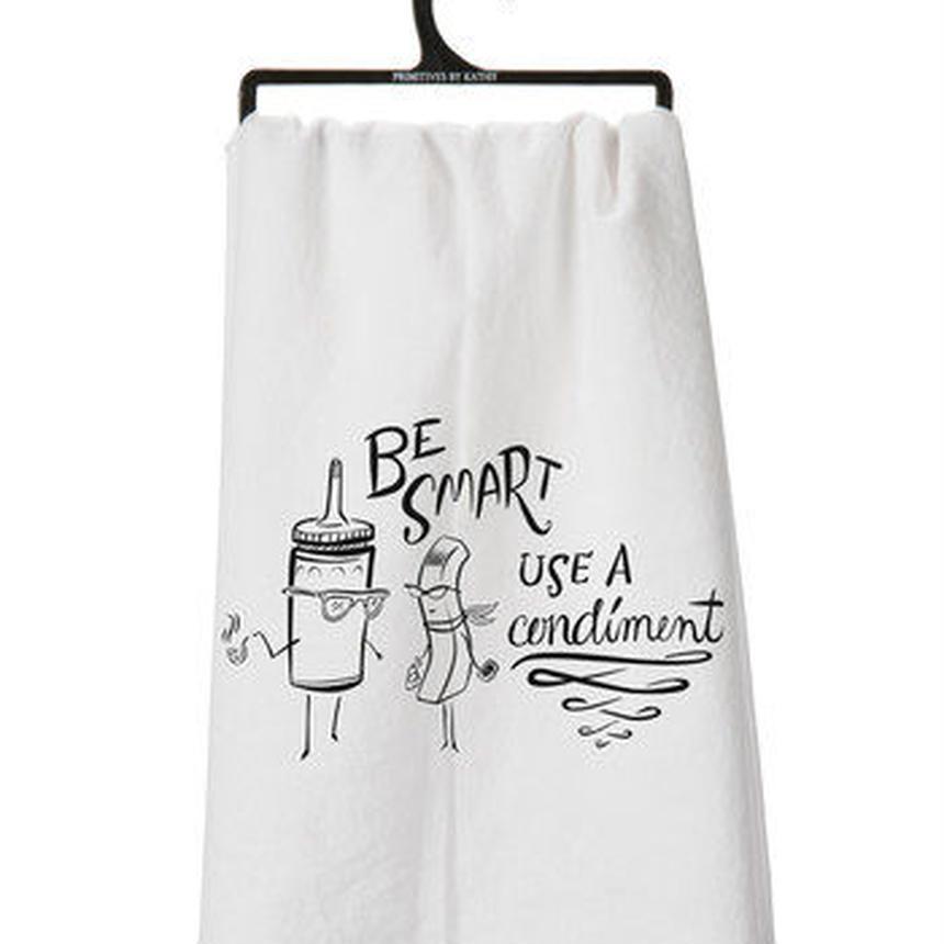 """condiment"" キッチンタオル"