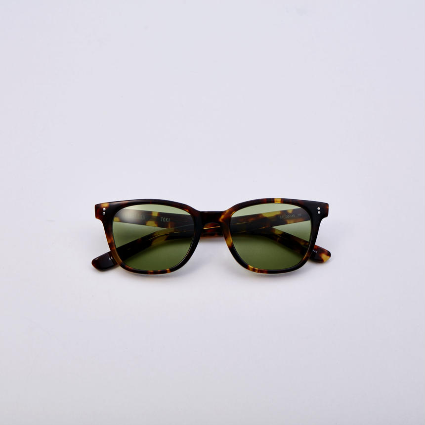 TOKI HAVANA×MIDDLE SHADE GREEN