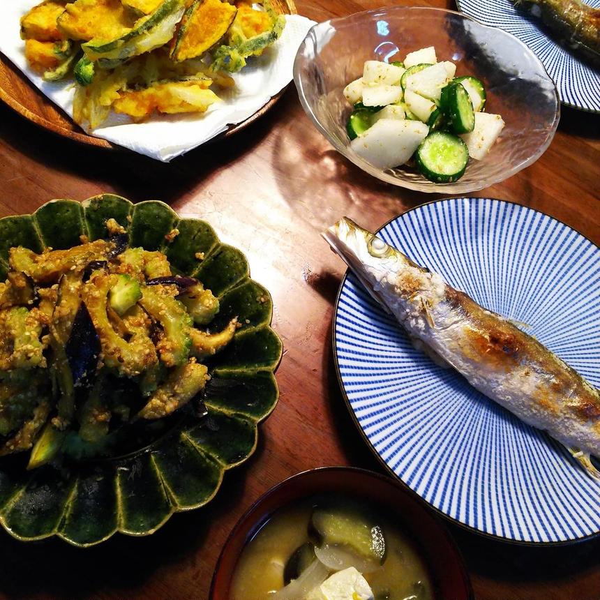 心と体を育むご飯  produce by のりこ食堂