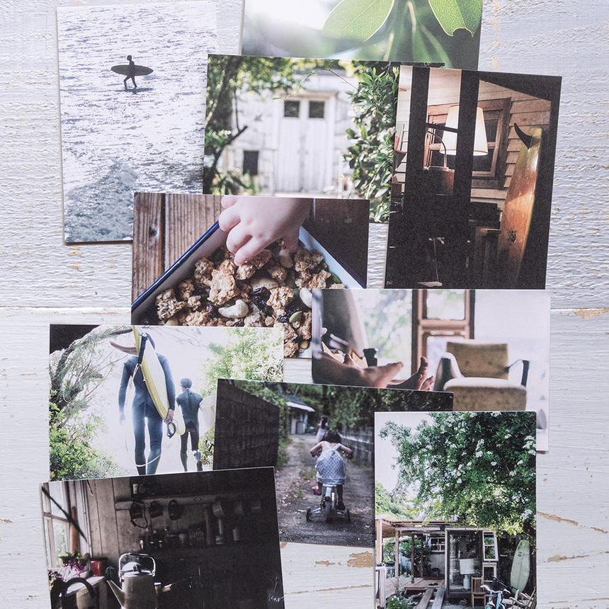 TAGIRI LIFE Postcard