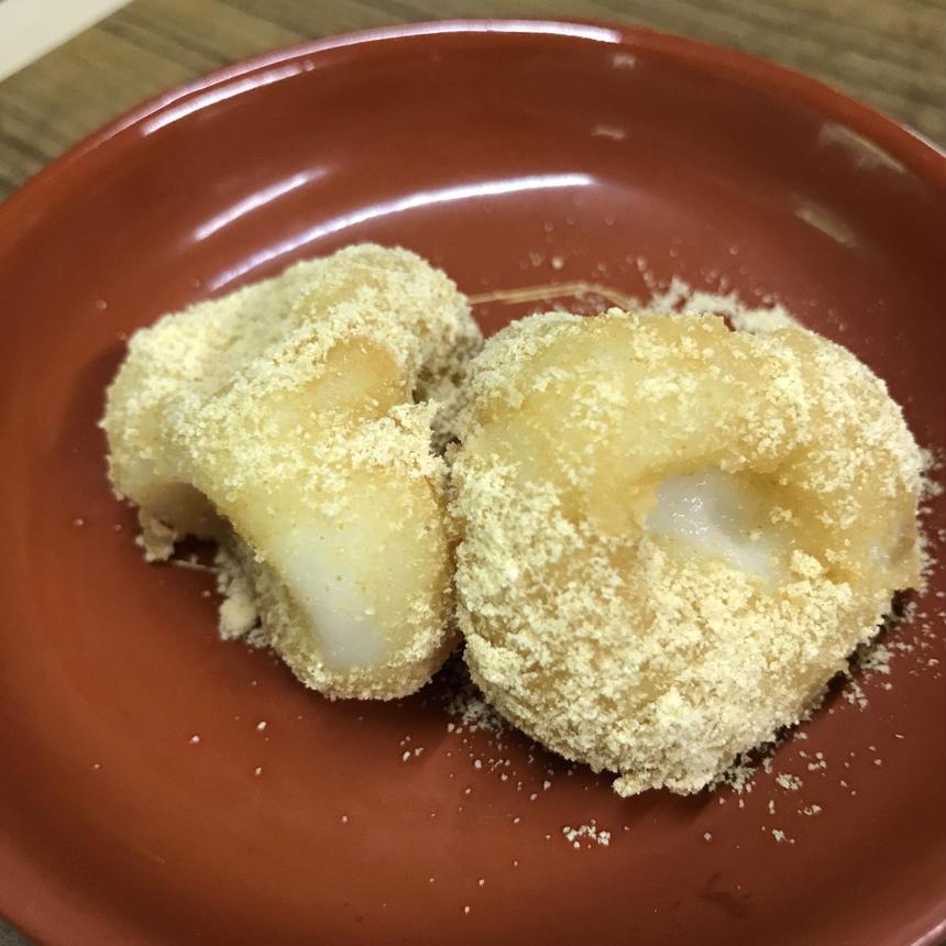 だんご粉 (無農薬合鴨農法天日掛け干し餅米100%) 800g