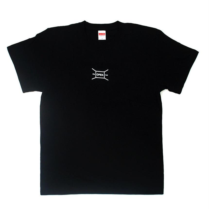 Basic. Logo Tee Black