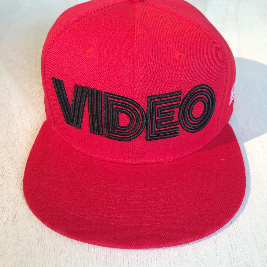 VIDEO CAP (RED)