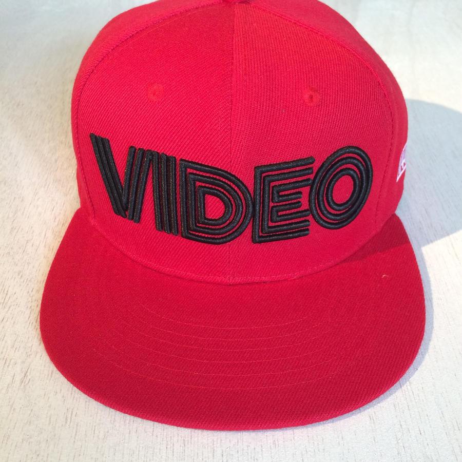 VIDEO CAP (RED)