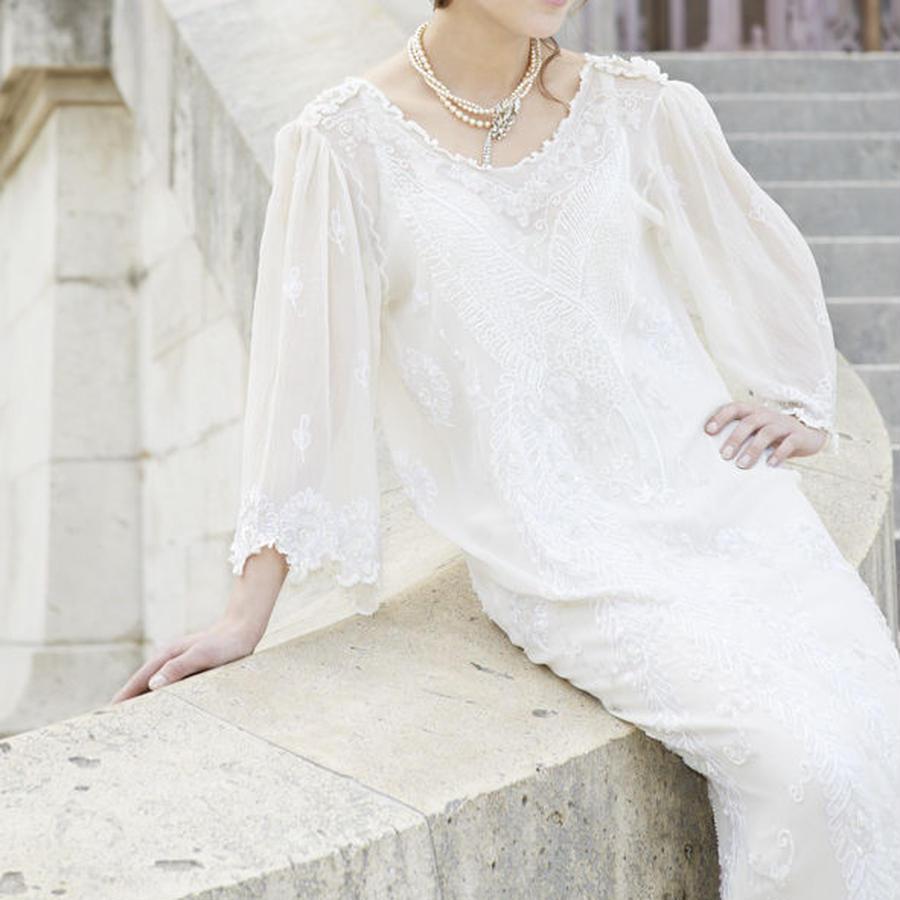 '20 Vintage Beads Dress