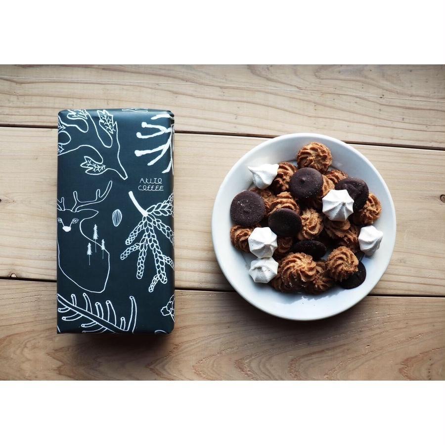 自家製チョコレートと味噌クッキーボックス