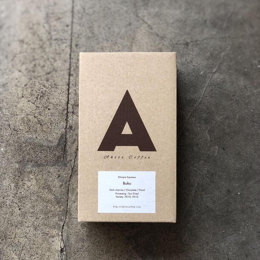 Buku Espresso/Ethiopia(200g)