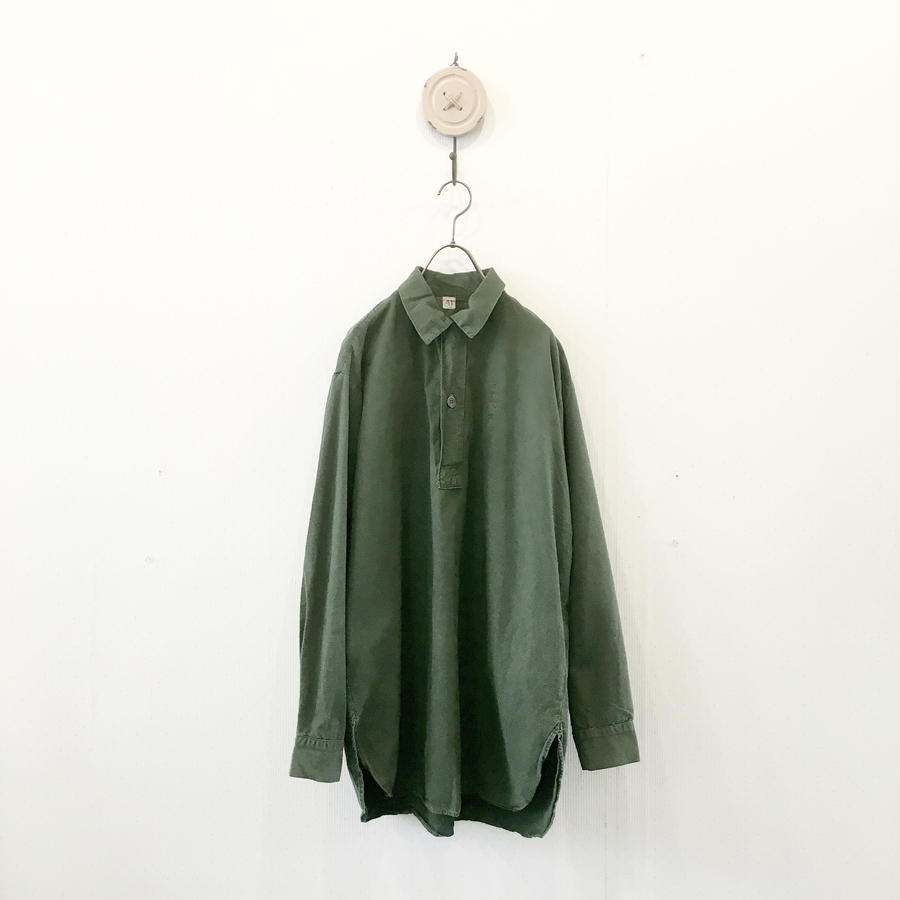 used Sweden military shirt