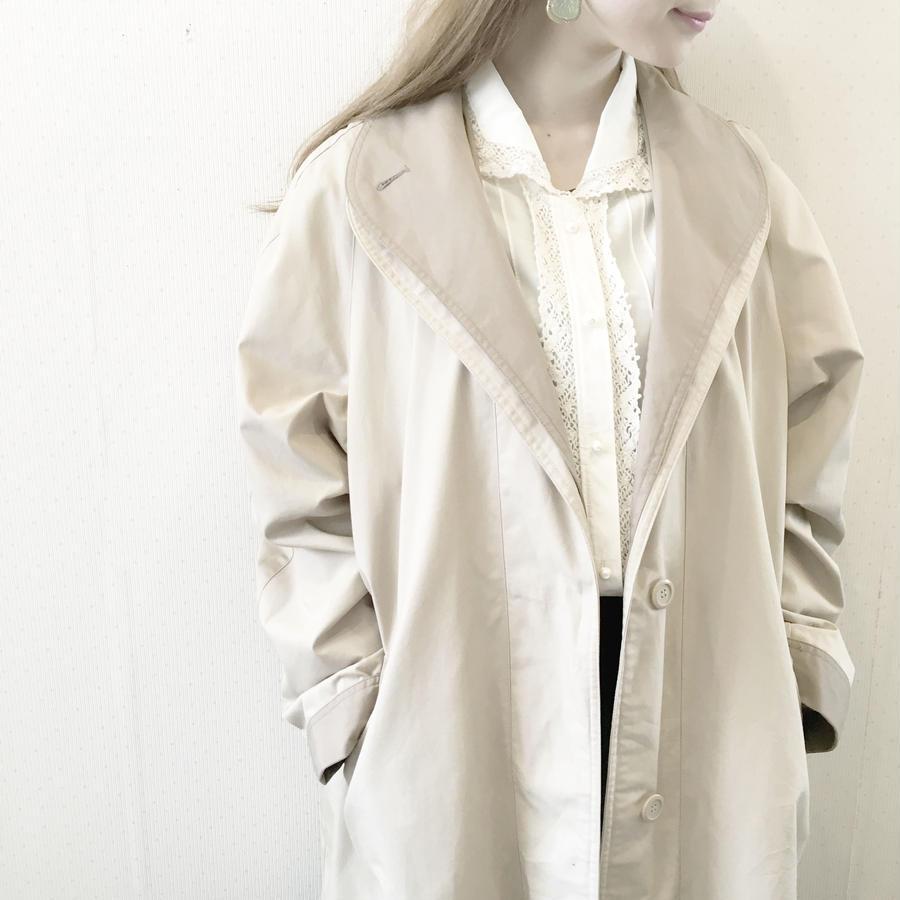 used spring coat