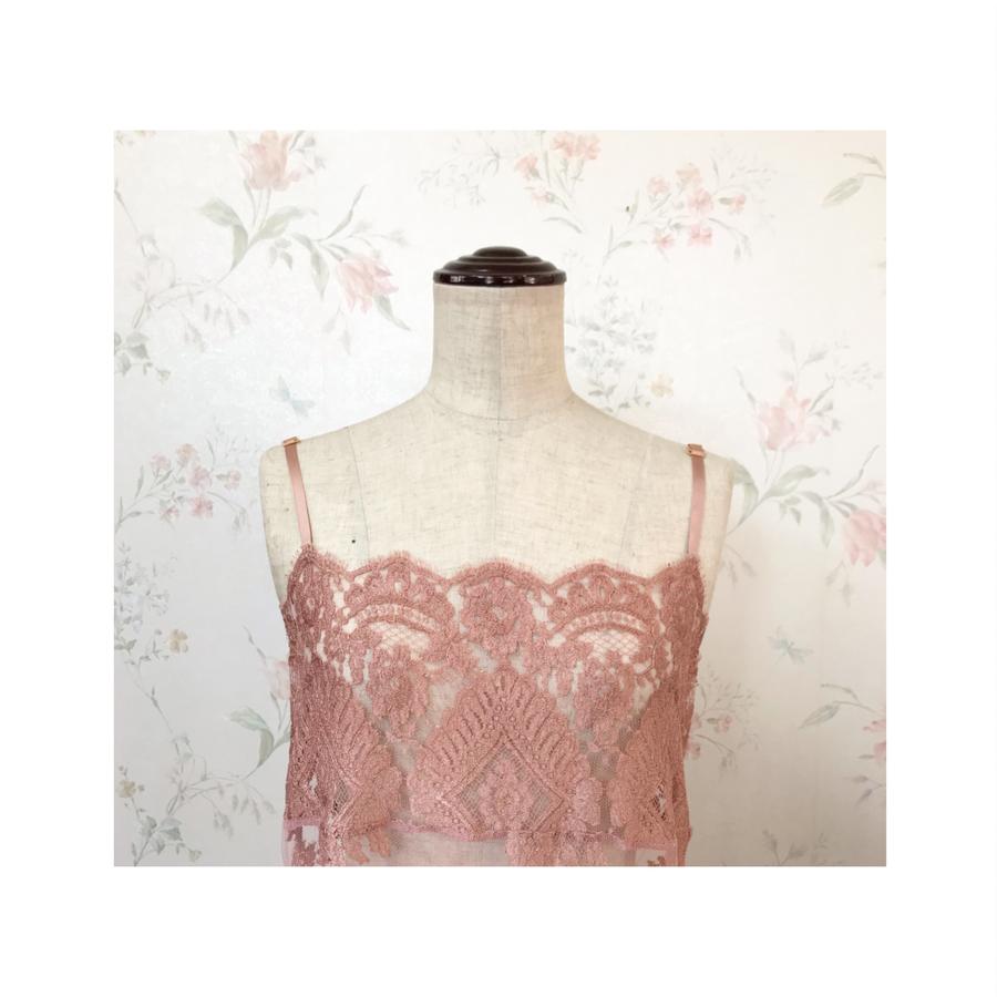 rosie romance camisole