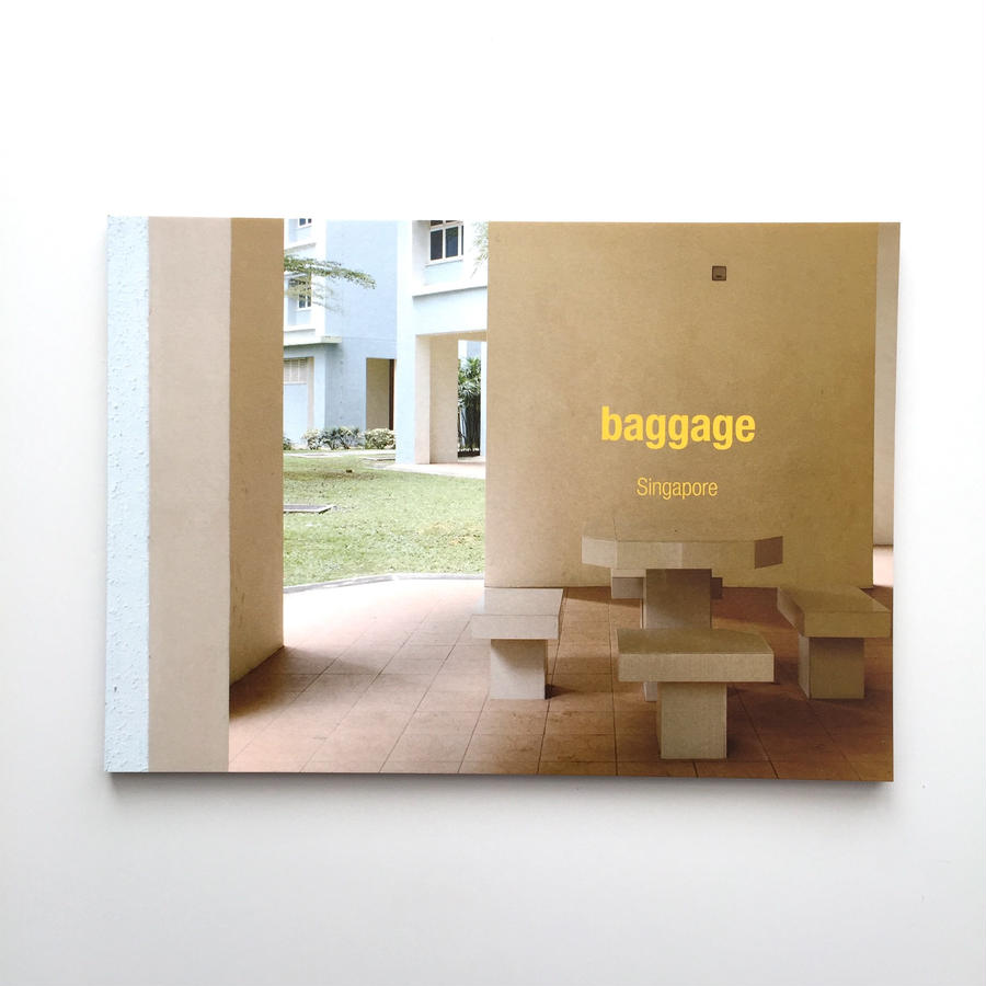 baggage  vol.1  [Singapore]