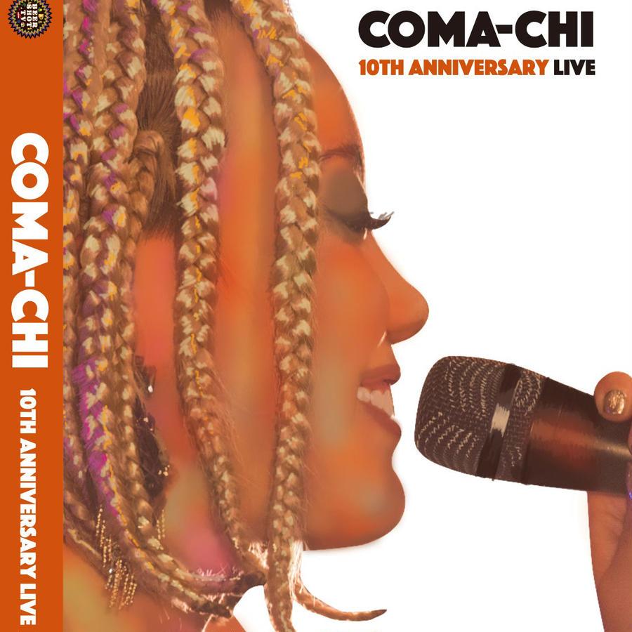COMA-CHI 10th Anniversary Live DVD