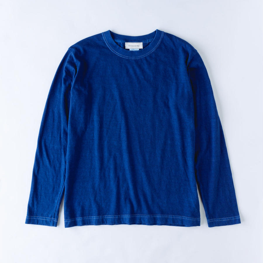Long Sleeves / Indigo Blue