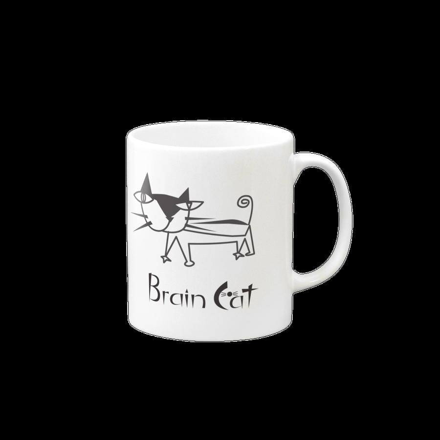 BrainCatマグカップ