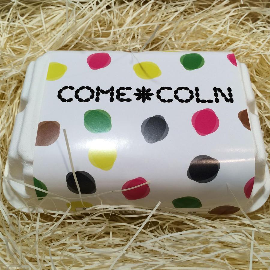 米粉クッキー『コメコロン』