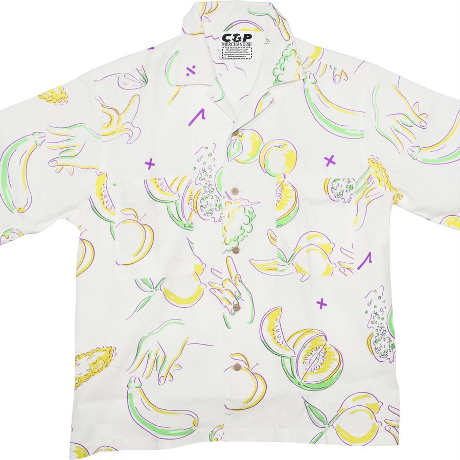 SEX VEGE hemp shirts