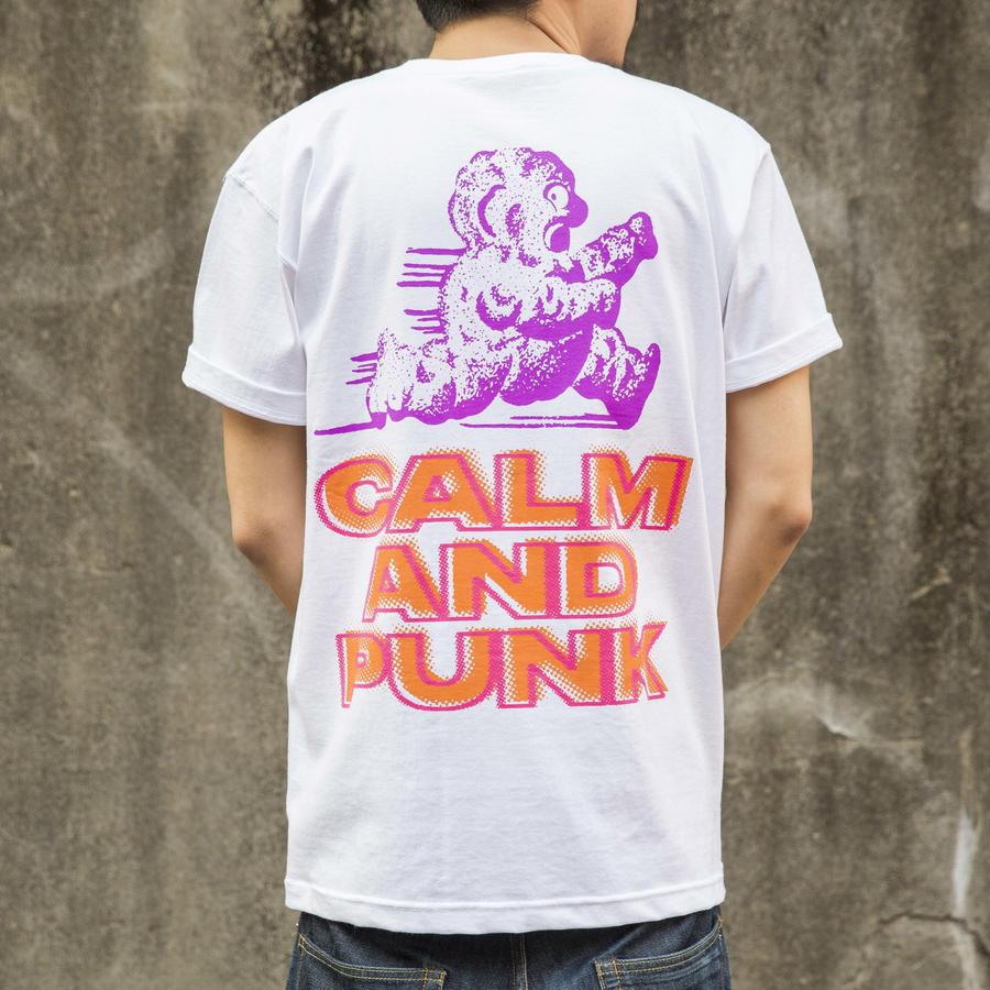 CALM&PUNK tee