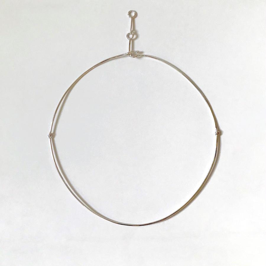 ワイヤ-ネックレス(線径1.3mm)