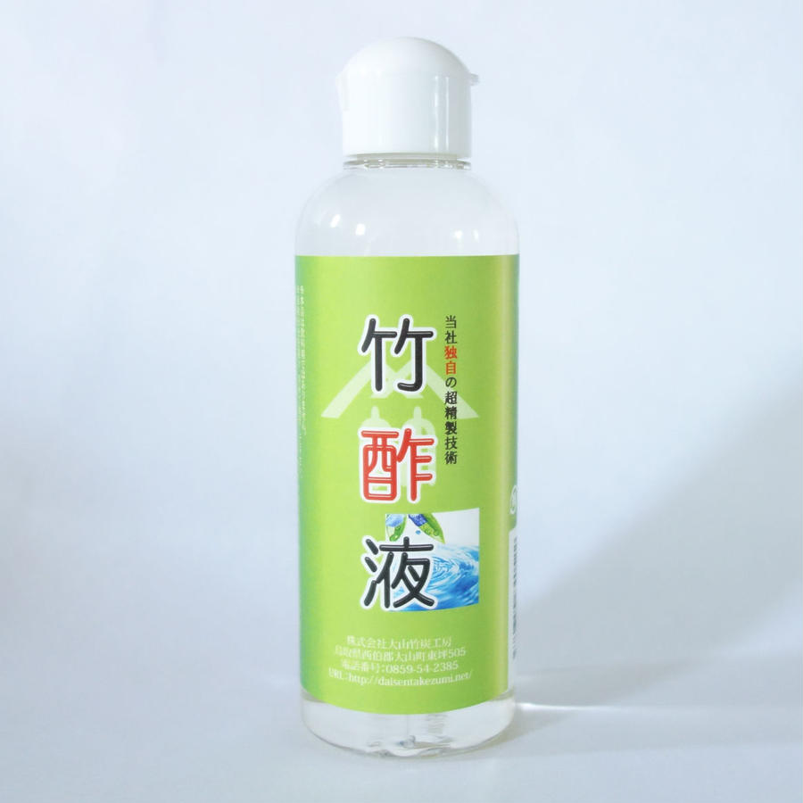 【レターパック】竹酢液