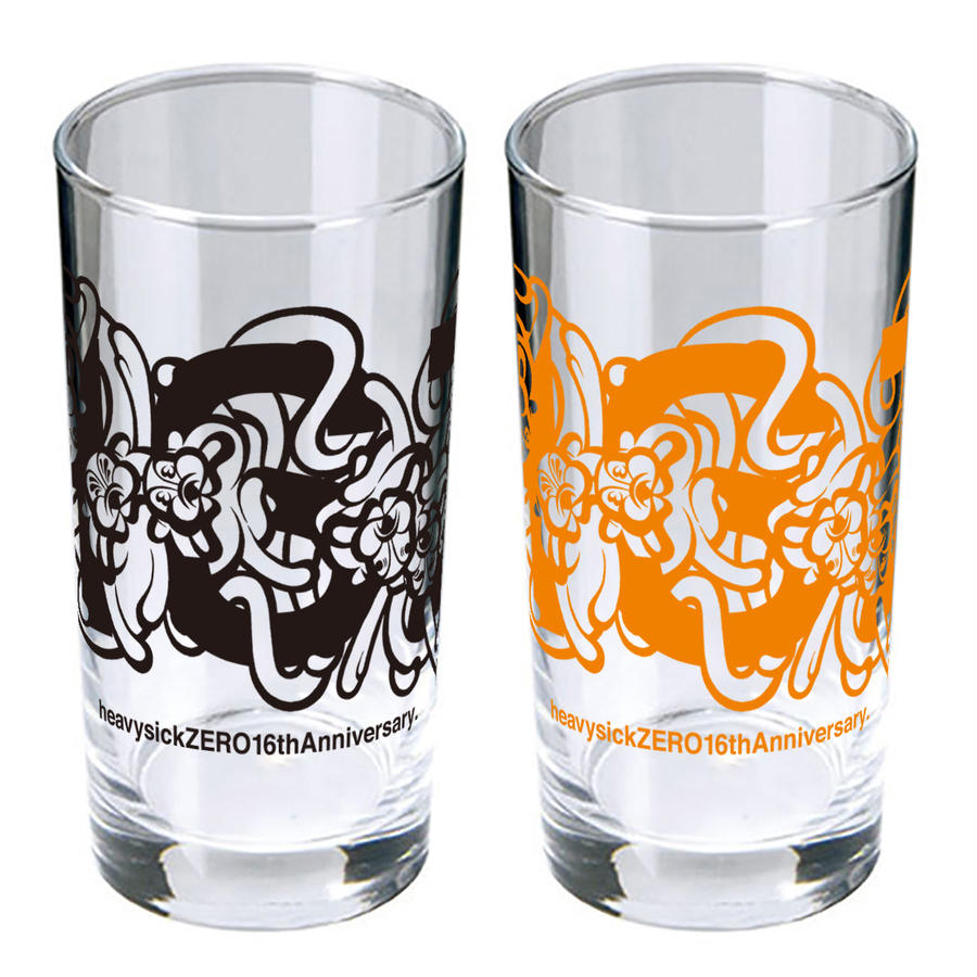 "| KABEKUI | ""heavysickZERO 16th"" Pair Glass SP Box 