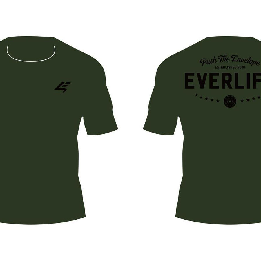 Basic T-shirt(KHK)