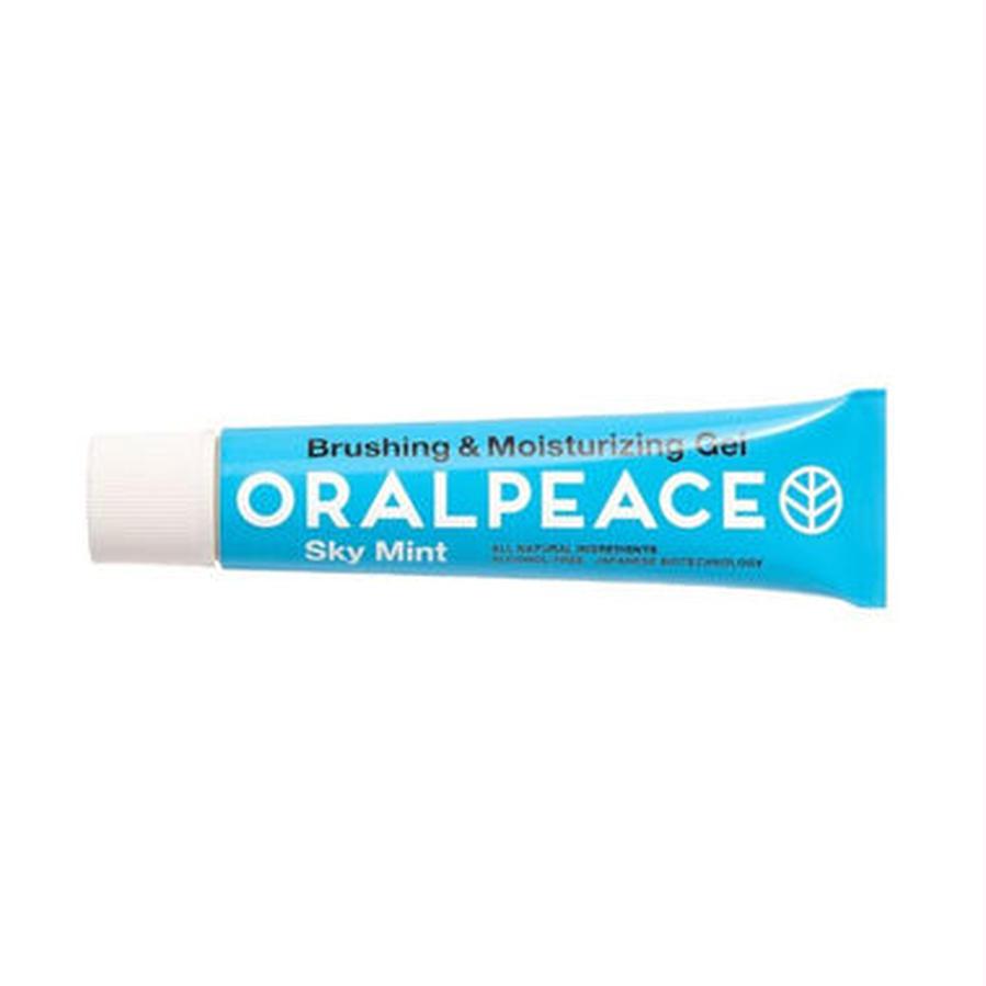オーラルピース 歯みがき&口腔ケアジェル (スカイミント) / ORAL PEACE