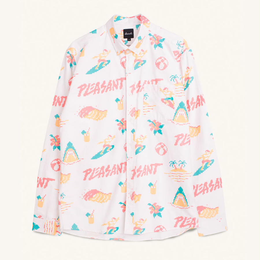 [PLEASANT] GAME PLAY L/S SHIRT