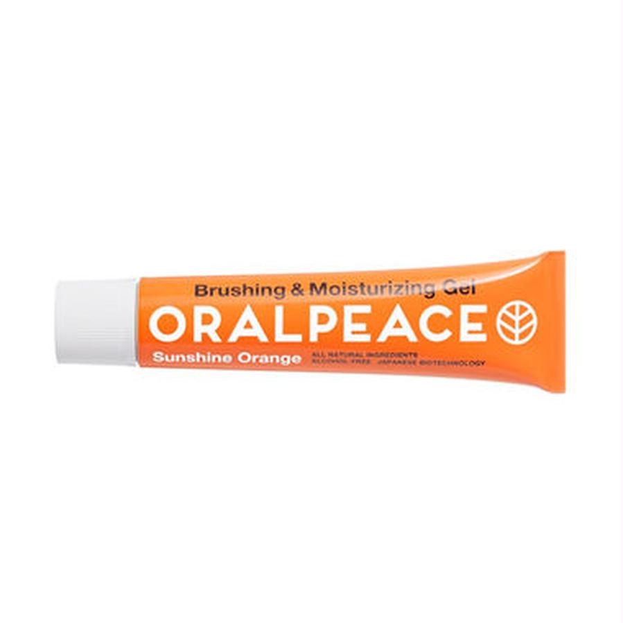 オーラルピース 歯みがき&口腔ケアジェル (サンシャインオレンジ) / ORAL PEACE