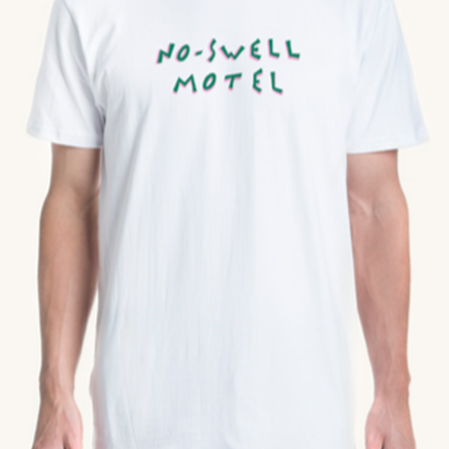 (Pleasant)NO SWELL MOTEL WHITE TEE