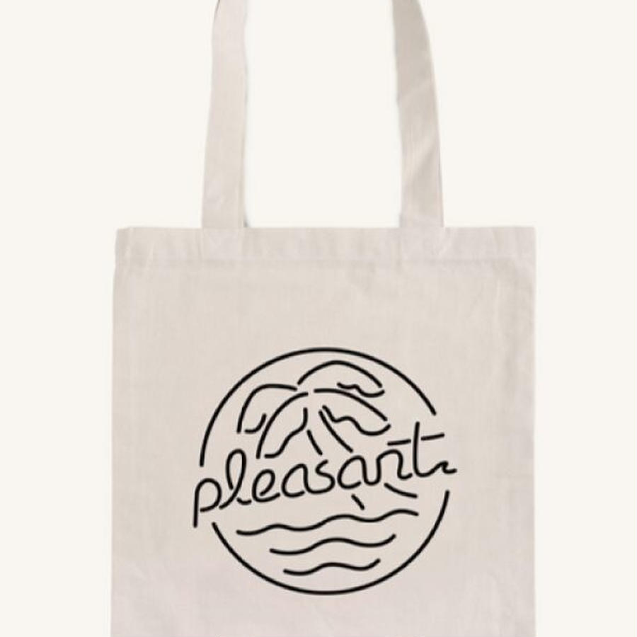 BEACH BAR TOTE BAG