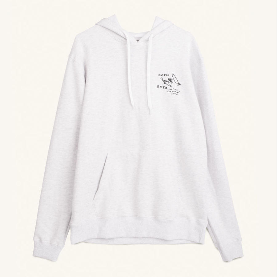 [PLEASANT] GAME OVER CALIFORNIA HOODIE