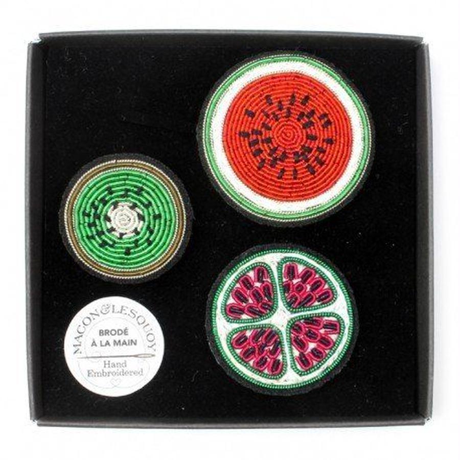 """(マコンエレスコア)MACON & LESQUOY """"FRUIT BASKET"""" PANOPLY BOX"""