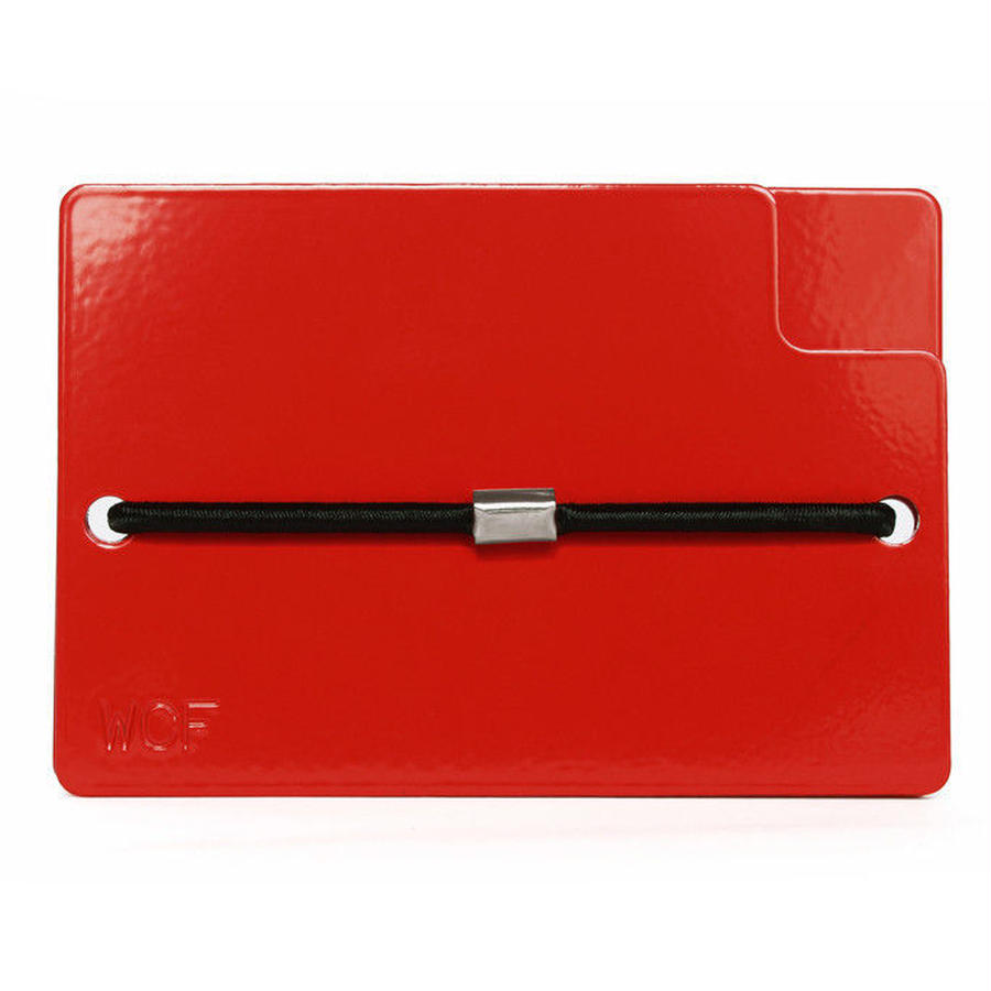 WINTERCHECK FACTORY CONSOLI WALLET RED
