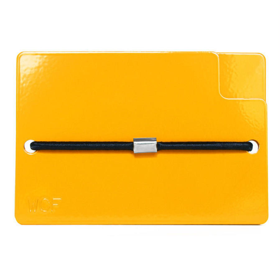 WINTERCHECK FACTORY CONSOLI WALLET YELLOW