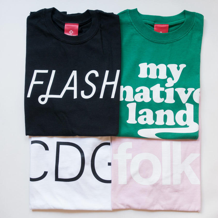GENEVEtokyo サンプルTシャツ SALE!!!