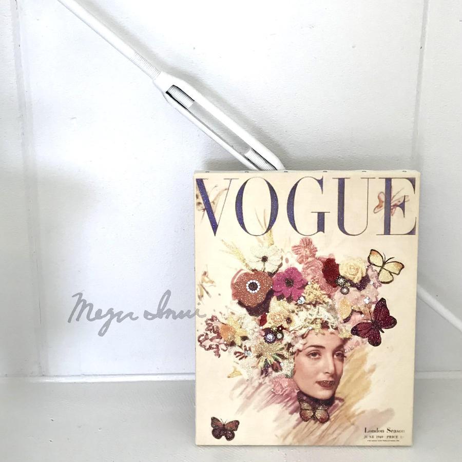 """Vintage VOGUE Deco """"flower girl"""""""