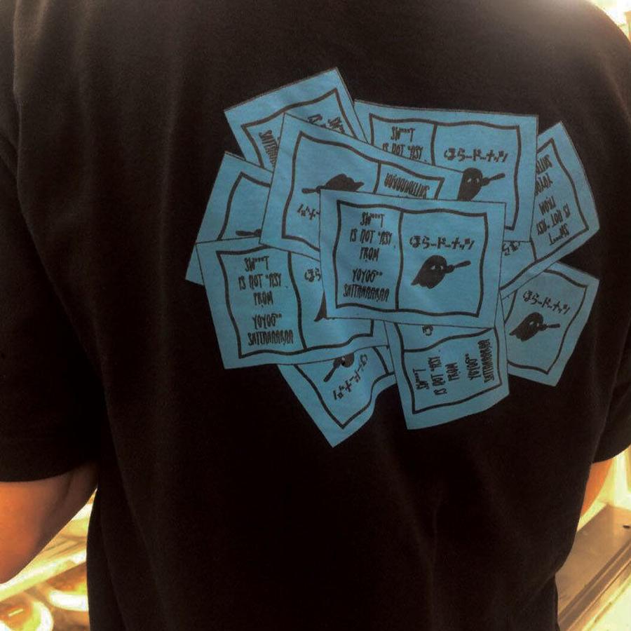 ほらーsticker Tshirts