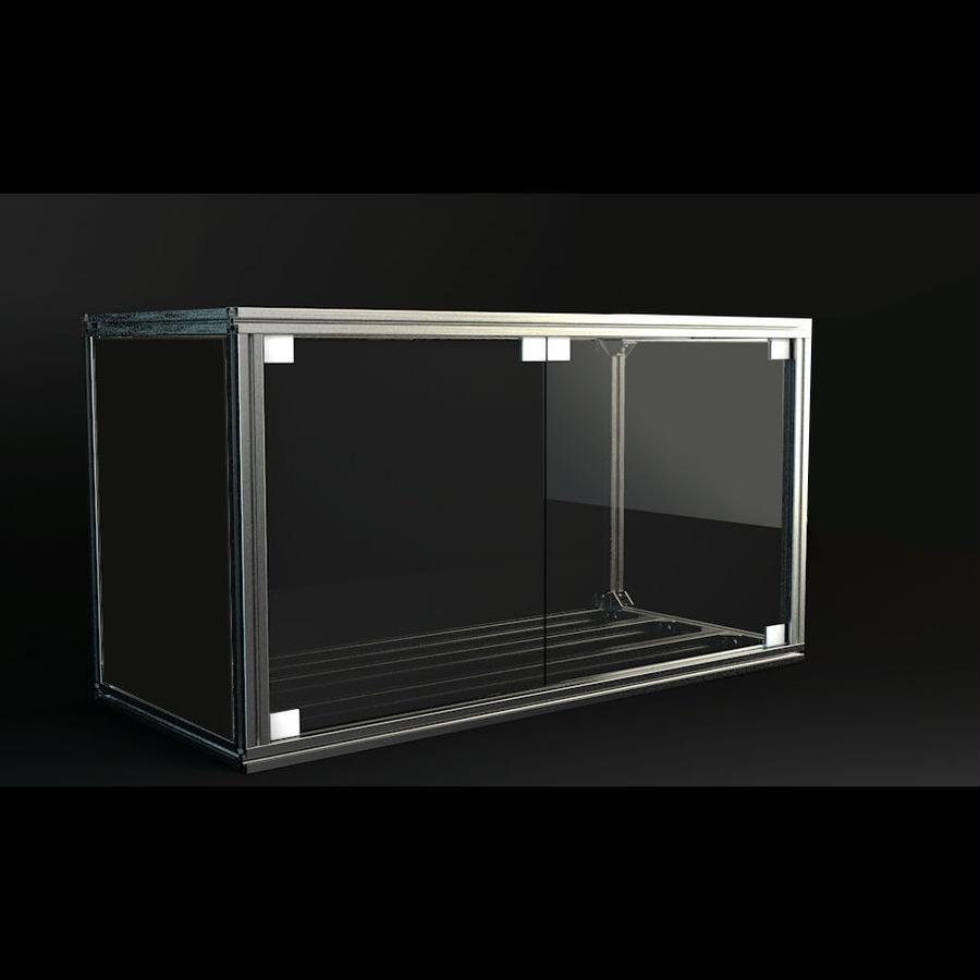 Jigsoma Aqua Stand W900H700用ガラスフロントドア