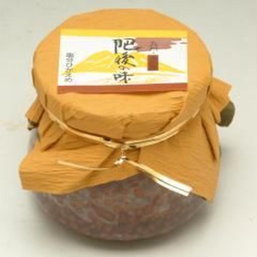 金山寺味噌(赤)300g