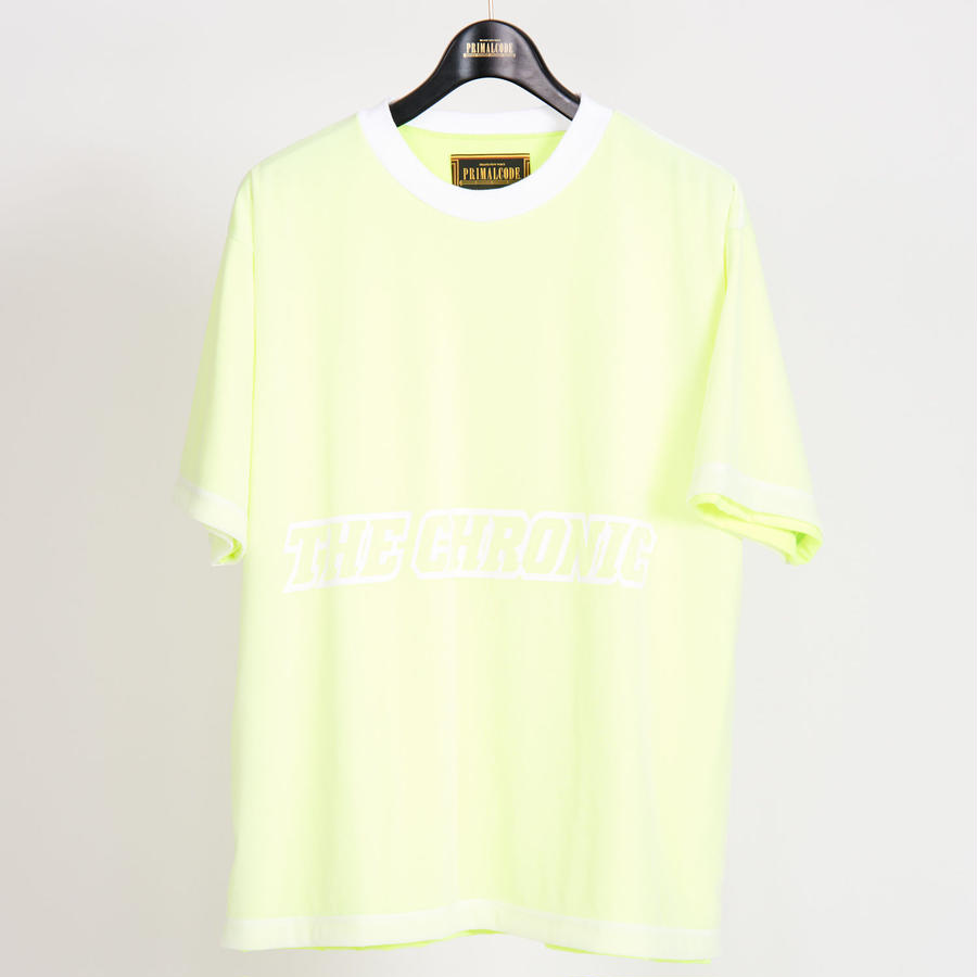 DOUBLE TEE SHIRTS(YELLOW)