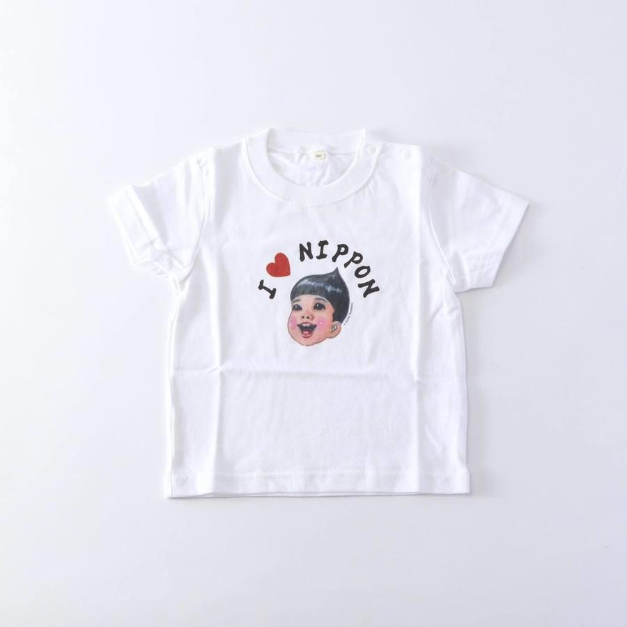 I ♡ NIPPON こどもTシャツ(100・110・120・130)
