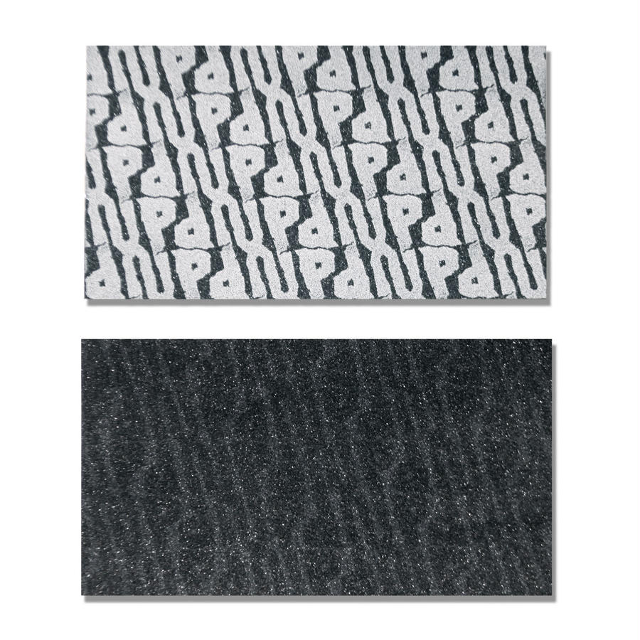 Upup Cut Grip Tape <White & Black>