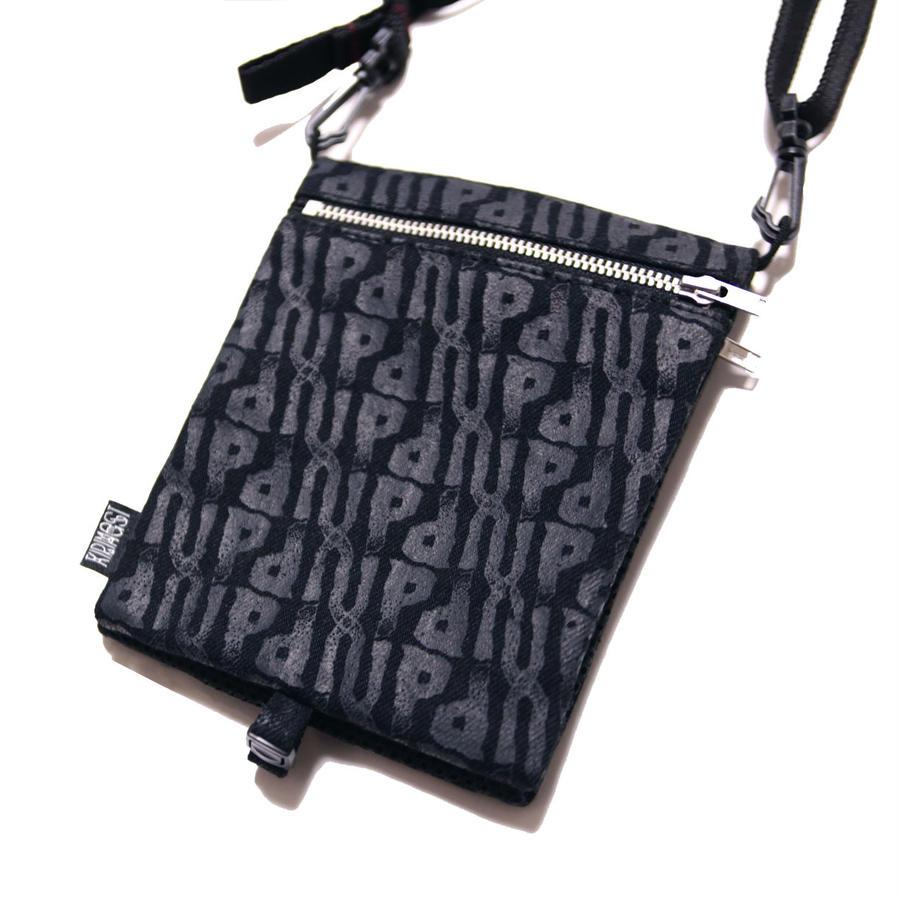Upup Folding Bag <Wash Black Denim>