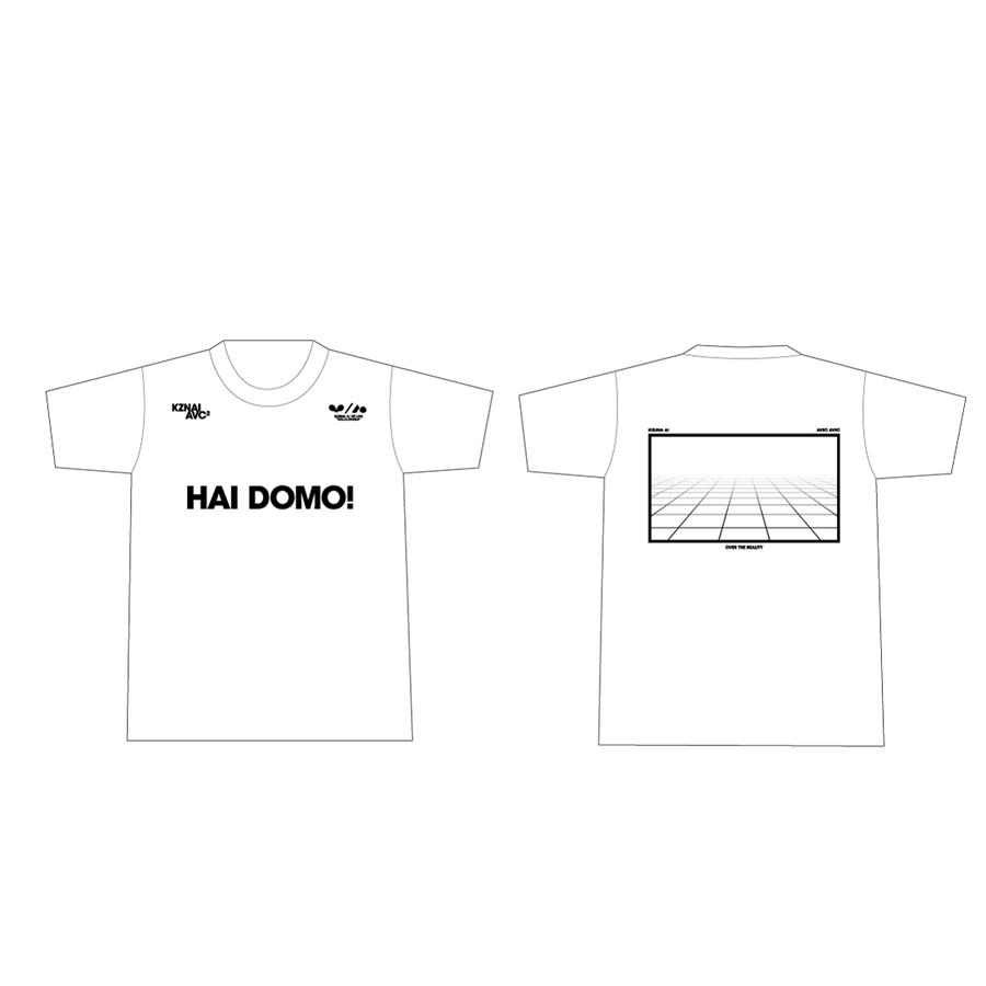 Avec Avec × Kizuna AI Tシャツ White