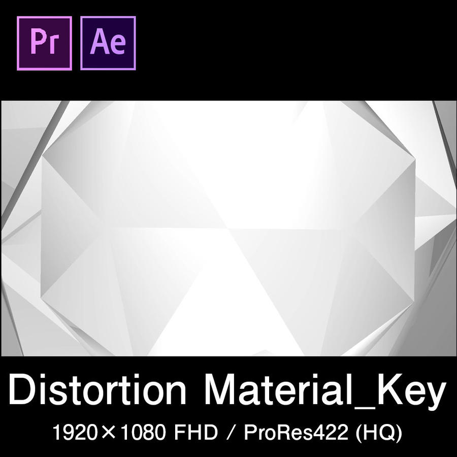 Distortion Material_Key
