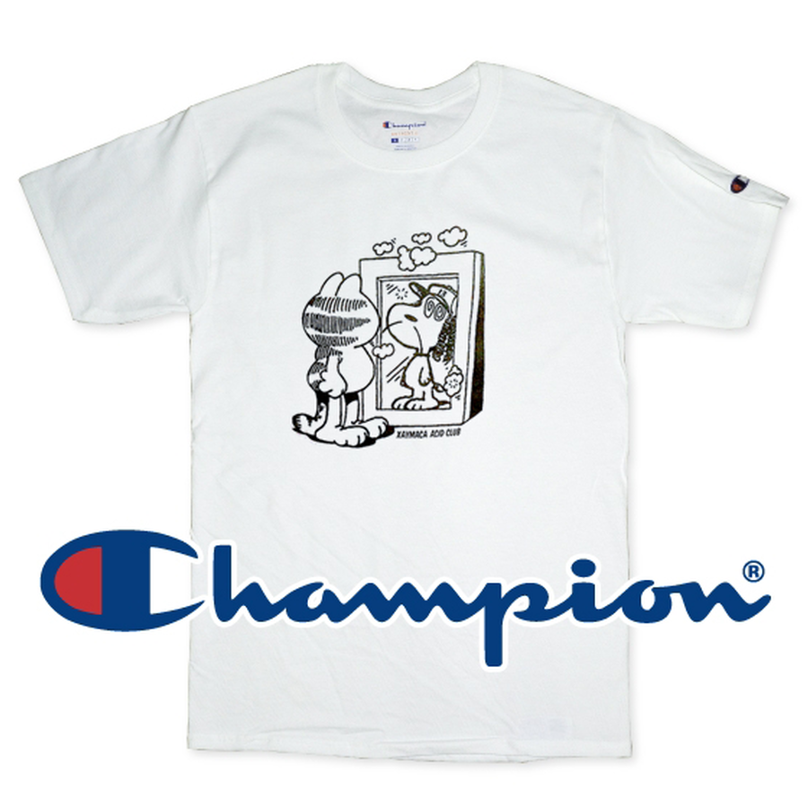 Xaymaca acidc club -champion Tee
