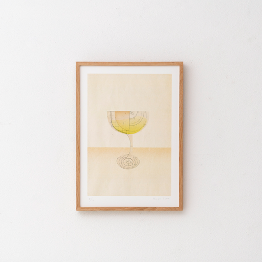 arche《glass of whitewine》
