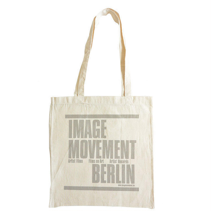 """image movement"" tote bag (gbk017)"