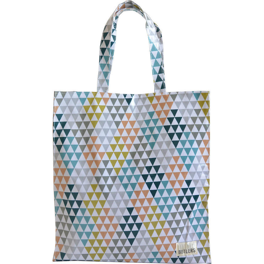 """BUTLERS"" geometric patten tote bag (gbk005)"