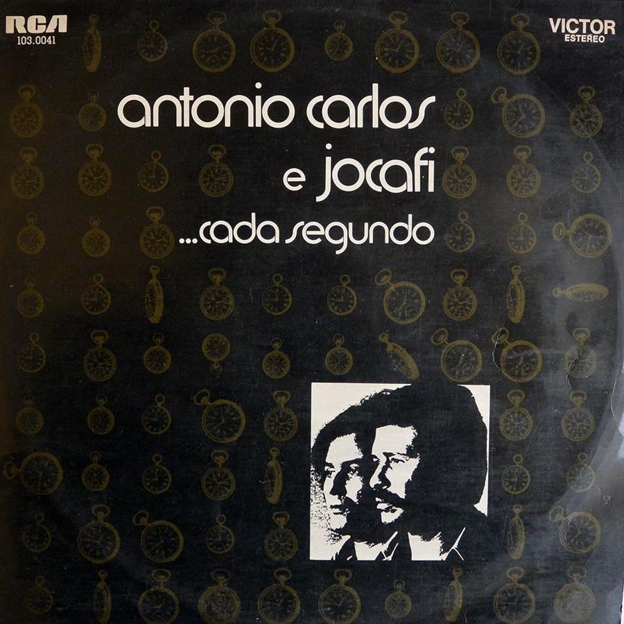 Antonio Carlos E Jocafi / Cada Segundo  (USED LP)